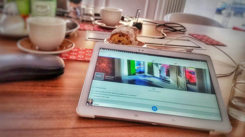 Facebook Workshop für Unternehmen Michaela Heinze Petra Biernot Webseiten Check