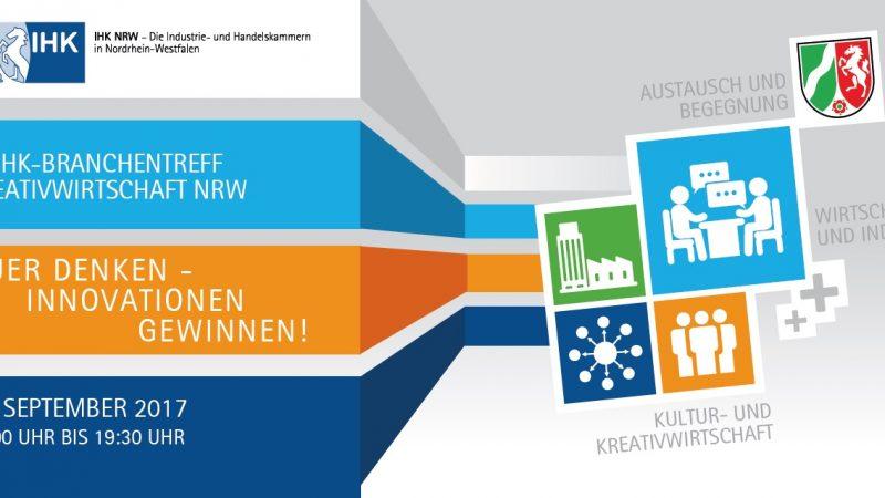 IHK Branchentreff Kreativwirtschaft NRW