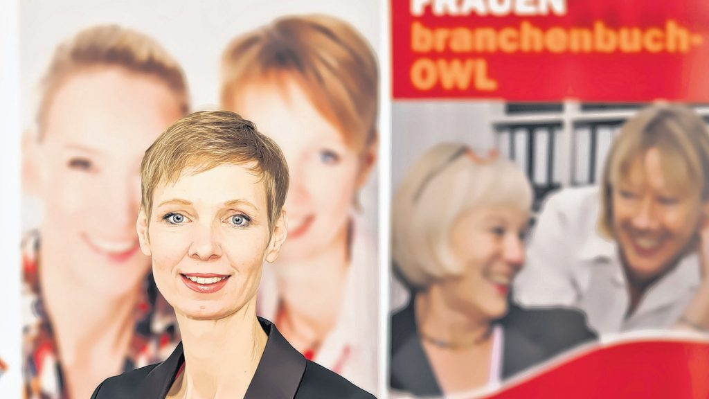 Michaela Heinze Netzwerken Interview Neue Westfälische