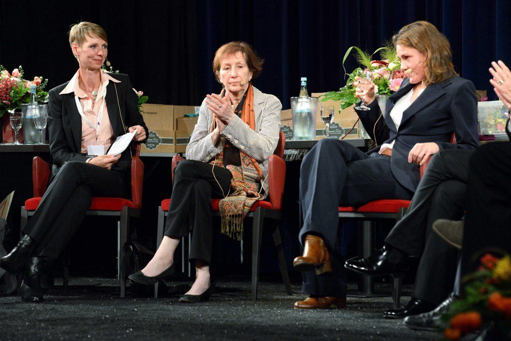 Erfolgreich Scheitern Business Talk mit Michaela Heinze, Heide Simonis und Katja Kraus