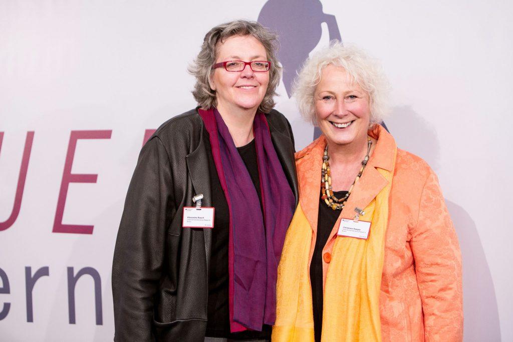 Alexandra Busch und Christiane Rasper Vorbildunternehmerinnen Rasper und Busch Unternehmensberatung