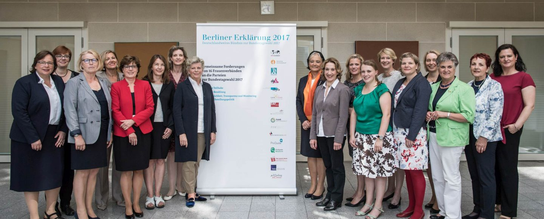 Berliner Erklärung 2017 Sondierungsgespräche