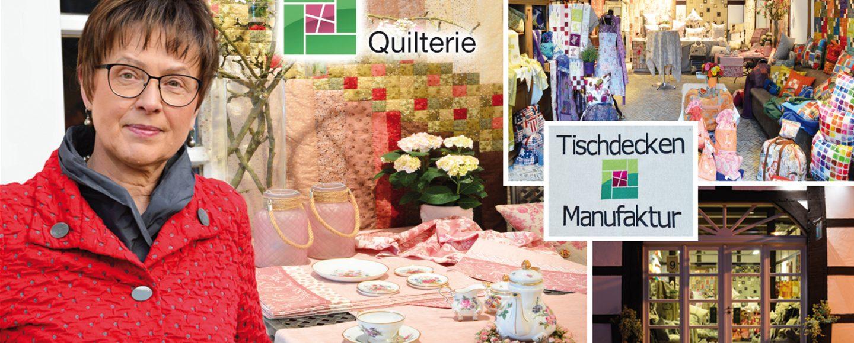 bernadette tillmann die quilterie textile wohnaccessoires handarbeit