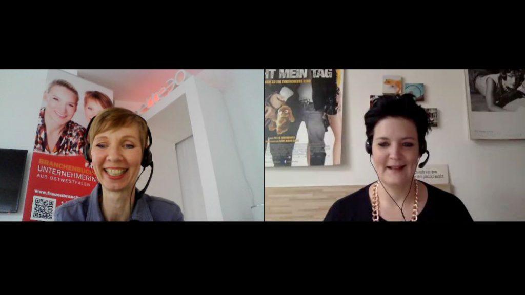 Michaela Heinze und Janine Kreienbrink über das Customer Journey Mapping