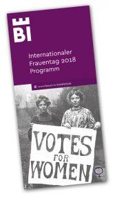 Internationaler Frauentag 2018 – Programm