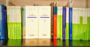 Steuerberatung Jakomeit-Kürbis – Fachliteratur