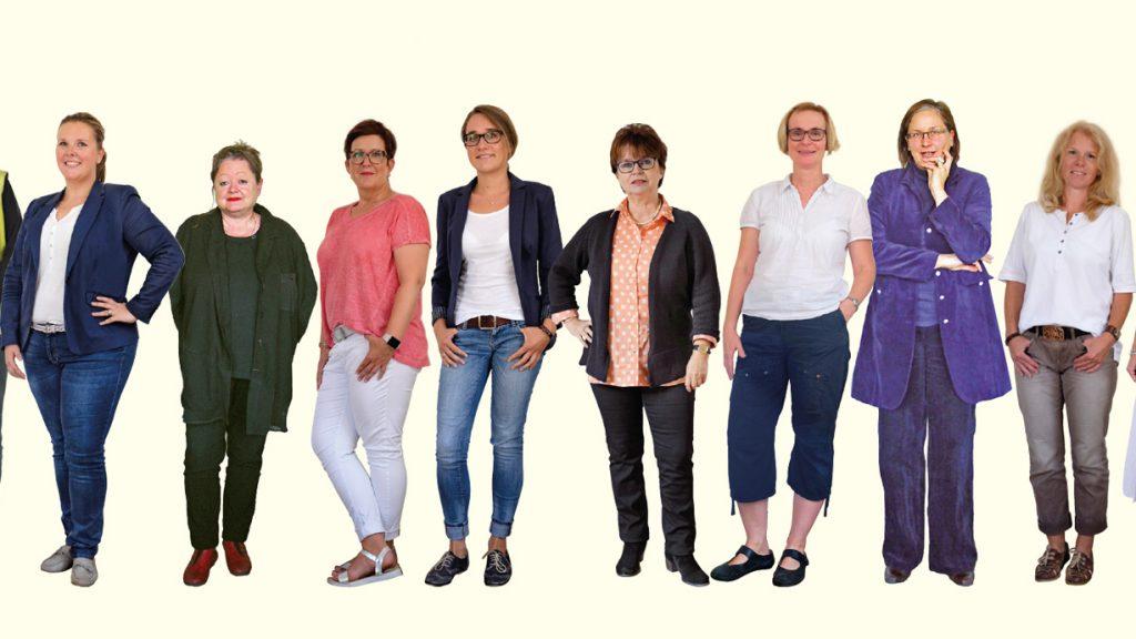 Gleichstellungsstellen Kreis Lippe Aufgaben und Projekte