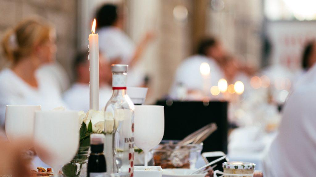 Diner En Blanc Lions Club Bielefeld Benefiz Bund