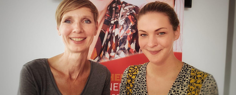 Gender Diversity - Die AsF-Vorsitzende Sally Lisa Starken in der nette30 zum Gespräch mit Michaela Heinze