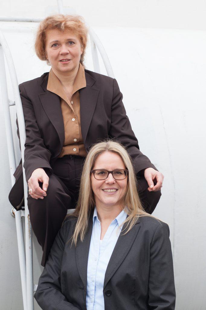Eva Reichmann und Bianca Sievert Beruf und Leben Gbr