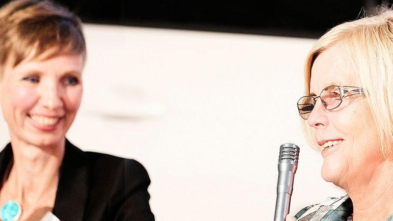 Frauen in der Politik Business Talk Frauenbranchenbuch OWL mit Michaela Heinze