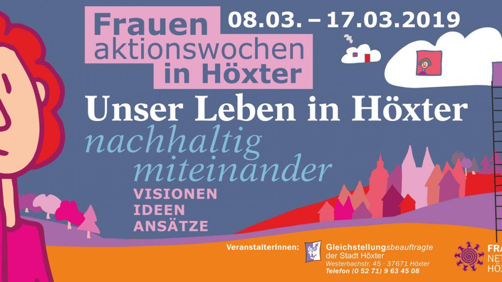 Frauenaktionswochen Höxter 2019