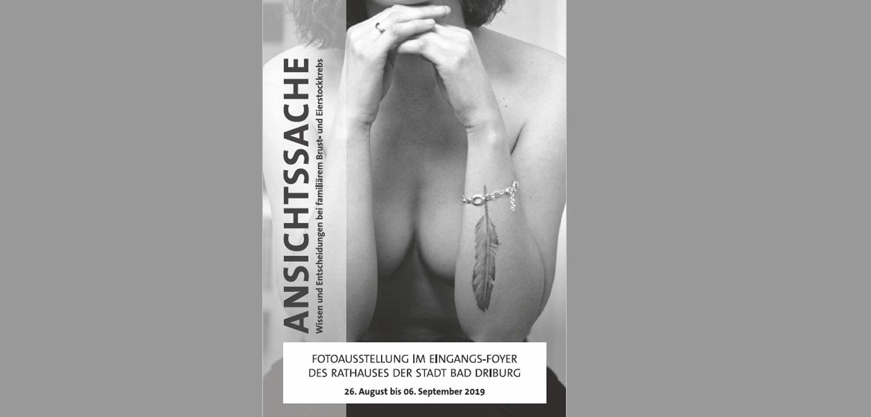 Ansichtssache Fotoausstellung Bad Driburg
