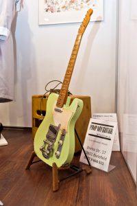 Moews Guitars Bielefeld bei Schlafkultur Wiedenbrück