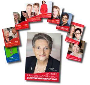 Zehn Jahre Frauenbranchenbuch OWL