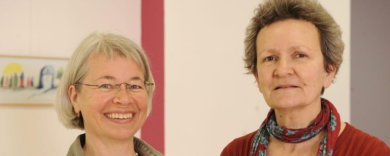 Raum für Abschied und Erinnerung Lindy Ziebell und Monika Noller