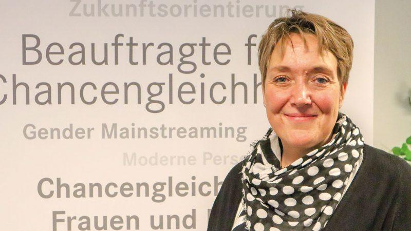 Beauftragte für Chanchengleicheit am Arbeitsmarkt der Agentur für Arbeit in Bielefeld