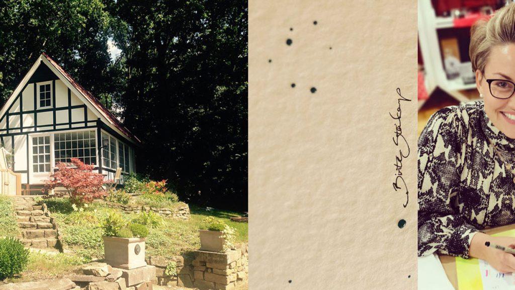 Birte Steinkamp Atelier 16 Handlettering