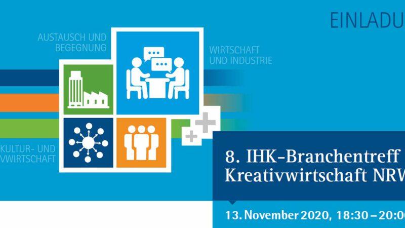 IHK Branchentreff Kreativwirtschaft
