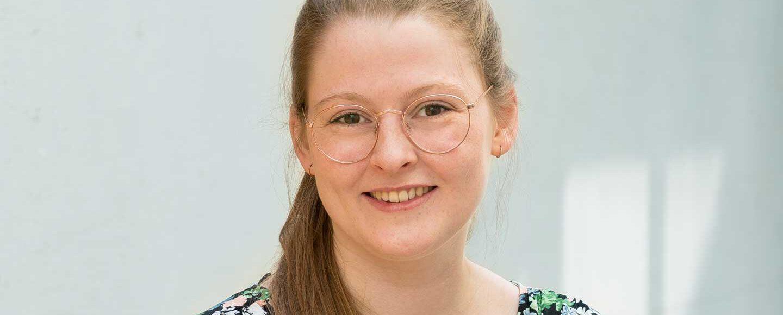 Ariane Vaughan ist Gleichstellungsbeauftragte der Stadt Werther (Westf.)