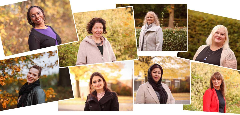 Geschichten, die Frauen Mut machen