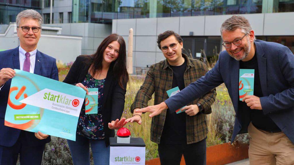startklar Businessplanwettbewerb OWL